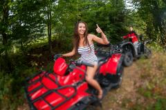 ATV-Riding-Woman-Deep-South-Outdoors